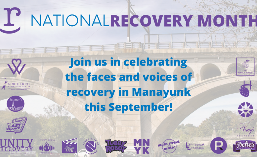 Manayunk Recovery Month - Businesses